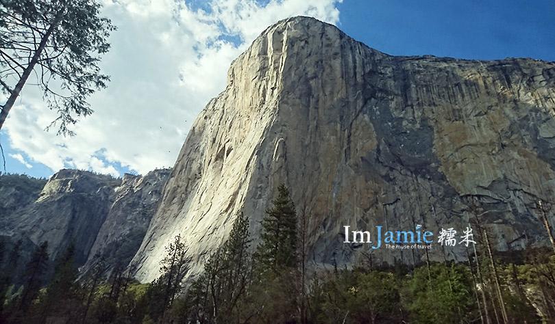 Yosemite_著名石柱