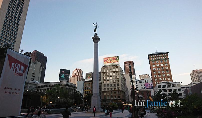 聯合廣場勝利女神雕像