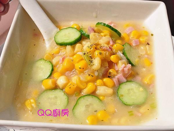 香香玉米濃湯