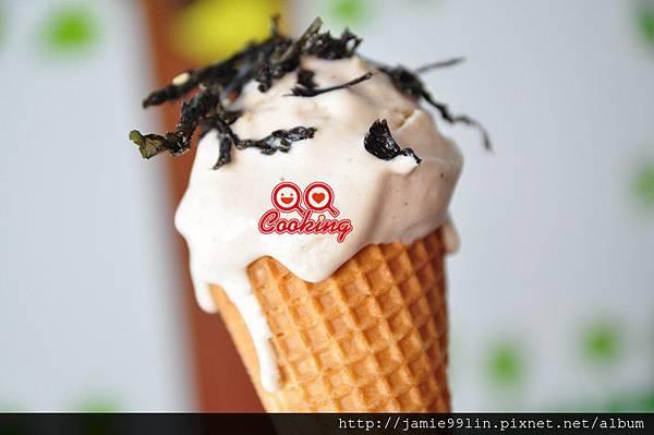 梅膏冰淇淋