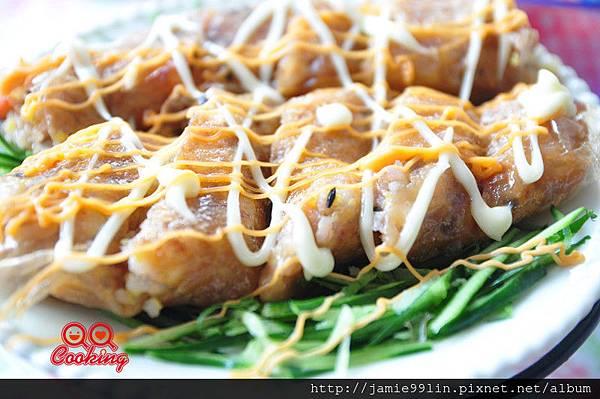豆腐五穀米腸