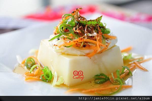 冰熔岩芙蓉豆腐