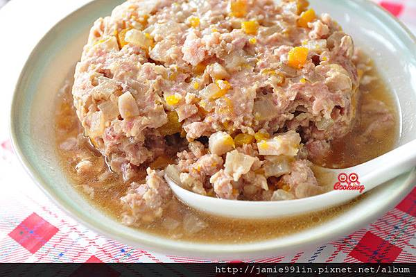 芋香南瓜丁燉肉