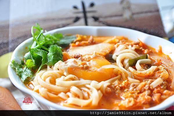 泡菜風味米麵條