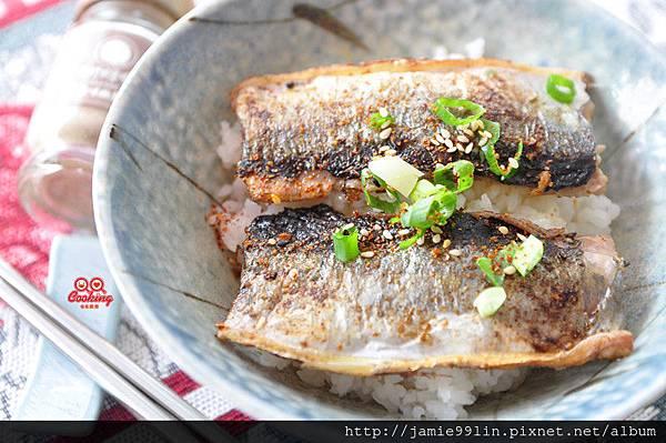風味椒鹽孜然秋刀魚