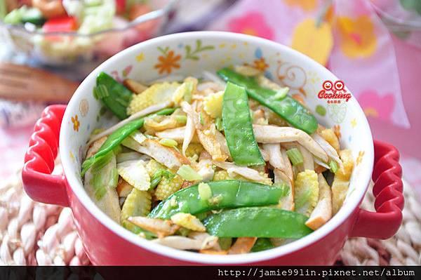 鮮蔬燕麥粥