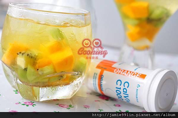 諾鈣C水果飲