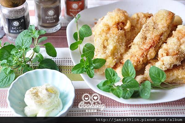 椒鹽香酥風味旗魚片