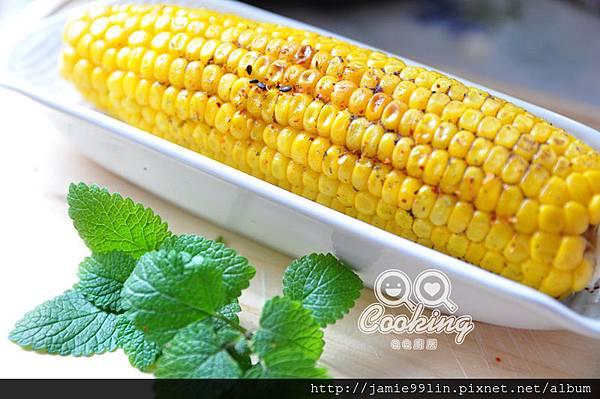 義式奶油香甜玉米