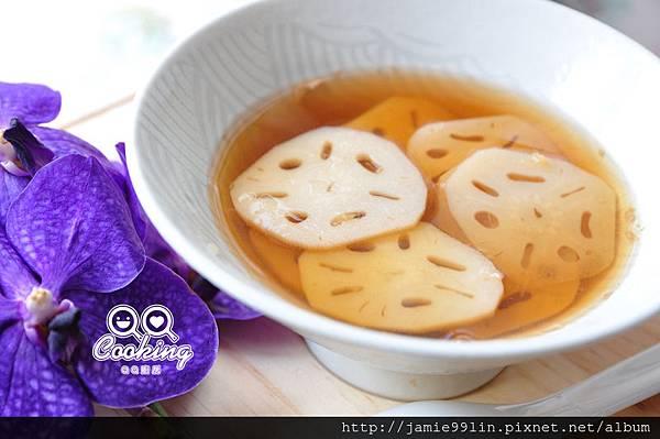 老薑糖燉藕片