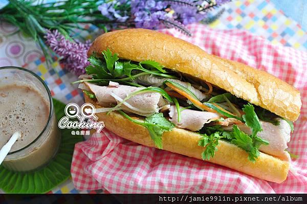 越南法式三明治