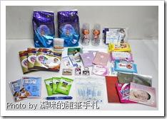 2011年12月世貿婦幼展之戰利品