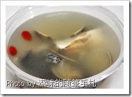 蛤蠣鱸魚湯