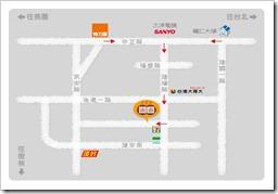 雙喜饅頭店址地圖