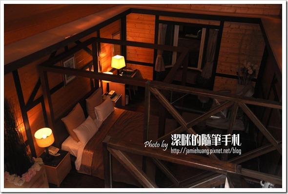 儷閣別墅旅館二樓格局