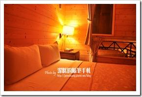 儷閣別墅旅館房間裝潢-2