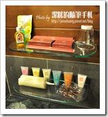 儷閣別墅旅館盥洗用品