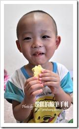 小宇試吃波波諾諾磅蛋糕