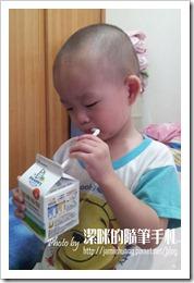 小宇試喝瑞穗極制鮮乳