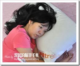 潔咪體驗3M防螨枕頭-1
