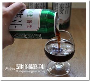 荷蘭皇家黑麥汁原味開瓶中