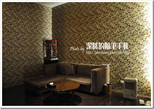 杜拜時尚戀館之客廳區