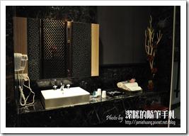 杜拜時尚戀館之洗手檯及盥洗用品