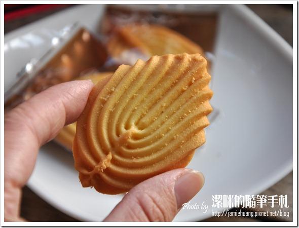金革法式馬卡龍彌月禮盒之長葉子餅乾