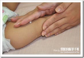 蔻蘿蘭新生兒包濕滋養霜之璇璇腿部保養