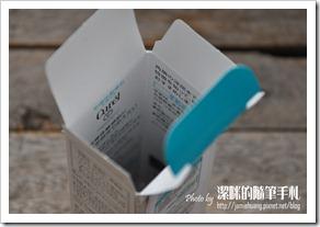 Curél 潤浸保濕護手霜之盒內說明