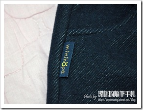 Minihope 童裝之長褲標籤