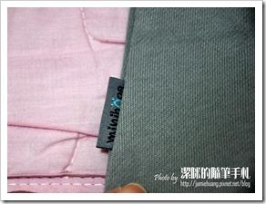 Minihope 童裝之衣服標籤
