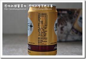 台酒生技紅麴黑麥汁之成分及營養標示