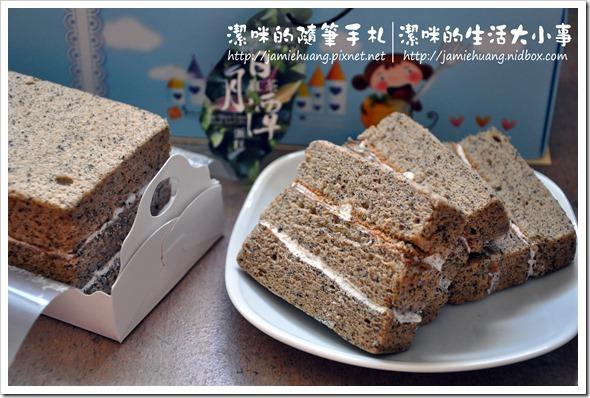 日月潭紅茶蛋糕之切片狀-1