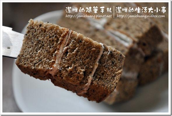 日月潭紅茶蛋糕之切片狀-2