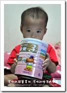 金荷寶幼兒成長奶粉之璇璇研究奶粉中