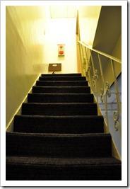 簡愛山西館精緻房之樓梯-1