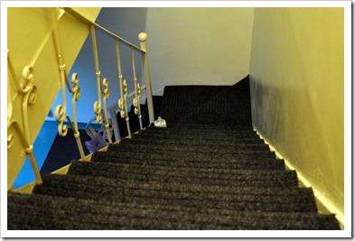 簡愛山西館精緻房之樓梯-2