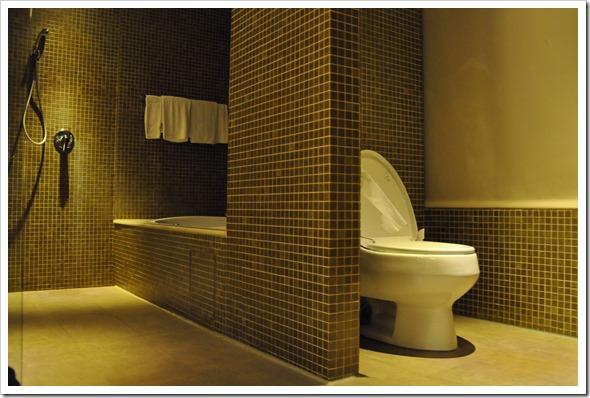 簡愛山西館精緻房之浴室-1