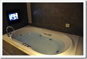 簡愛山西館精緻房之浴缸景-1