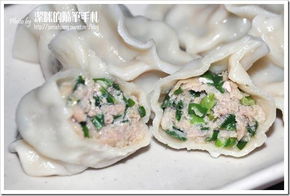 寶貝水餃101之韭菜豬肉