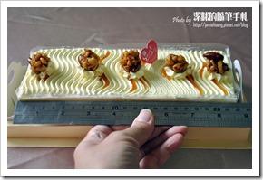 世唯幸福彌月蛋糕之蛋糕尺寸-1