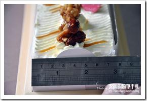 世唯幸福彌月蛋糕之蛋糕尺寸-2