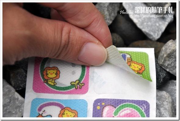 小獅王辛巴天然橙橘驅蚊系列之貼片材質