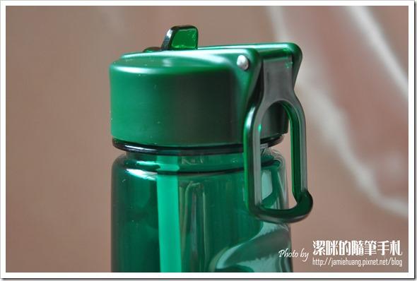 i-Pure能量運動水壺之瓶蓋拉環處