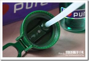 i-Pure能量運動水壺之吸管連接處