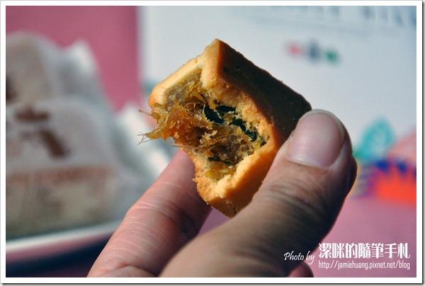 旺萊山土鳳梨酥之內餡照