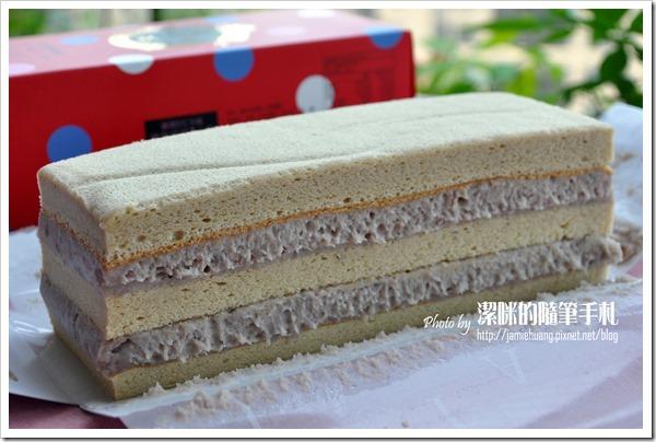 聖保羅之重芋泥蛋糕