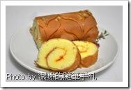 寶泉食品-.橘子花紋蛋糕