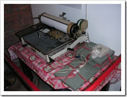 傳統鉛字打字機